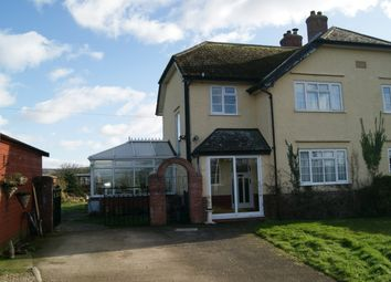 Thumbnail 3 bed semi-detached house for sale in Axmouth, Seaton