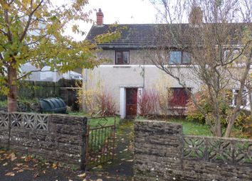 Thumbnail 2 bed semi-detached house for sale in Glan Tywi, Ferryside