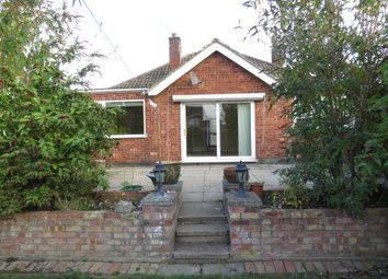 Thumbnail 3 bed detached bungalow for sale in Brooke Avenue, Stamford