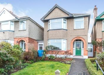 Thumbnail 3 bed detached house for sale in Sheringham Road, Poole