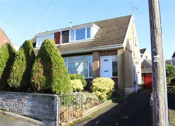 Thumbnail 2 bed semi-detached bungalow for sale in Ash Grove, Killay, Swansea