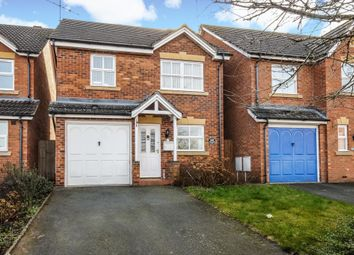 Thumbnail 3 bed detached house to rent in Godiva Road, Leominster