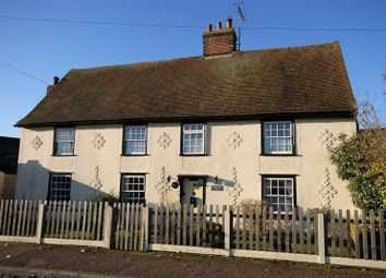 Thumbnail 3 bedroom link-detached house for sale in North Shoebury Road, Shoeburyness, Southend-On-Sea