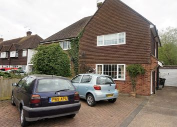Thumbnail 2 bed semi-detached house for sale in Lansdowne Drive, Hailsham