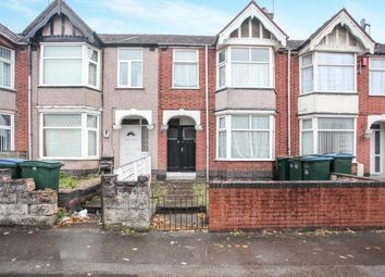 Thumbnail 3 bed terraced house for sale in Windmill Road, Longford, Coventry, West Midlands