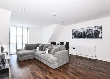 Thumbnail 2 bed flat for sale in Uxbridge Road, Mill End, Rickmansworth, Hertfordshire