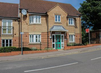 Thumbnail 1 bed flat for sale in Queens Walk, Woodston, Peterborough