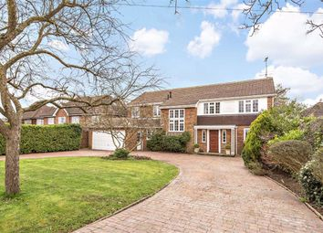 Thumbnail 5 bed detached house for sale in Waggon Road, Hadley Wood, Herts