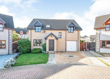 Thumbnail 4 bed detached house for sale in Longmorn Crescent, Elgin, Moray