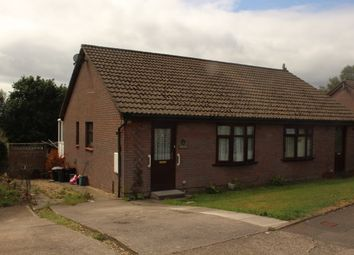 Thumbnail 2 bed property to rent in Rhodfa'r Eos, Cwmrhydyceirw, Swansea