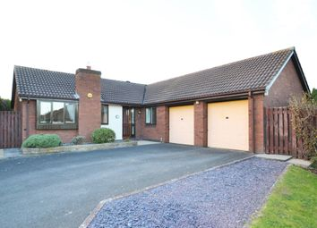 Thumbnail 3 bed detached bungalow for sale in Silvermere, Priorslee, Telford