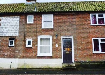 Thumbnail 2 bedroom terraced house for sale in White Cross Road, Swaffham