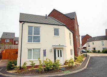Thumbnail 3 bed semi-detached house for sale in Crusader Road, Milehouse, Newcastle