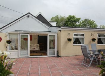 Thumbnail 3 bed bungalow for sale in Llamudos North Road, Whitemoor, Nanpean, St. Austell
