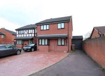 3 bed link-detached house for sale in Lakeside Close, Willenhall WV13