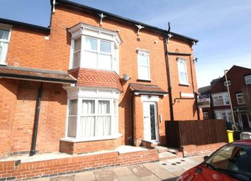 Thumbnail 1 bed flat to rent in Barclay Street, West End, Leicester