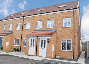 Thumbnail 3 bedroom town house for sale in Clearwell Place, Bedlington