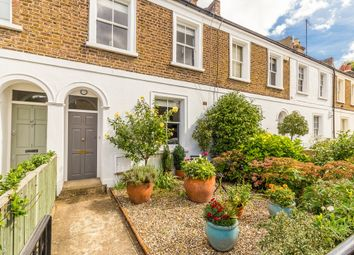 Thumbnail 2 bed terraced house for sale in Hofland Road, Brook Green, London