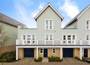 Thumbnail 4 bed semi-detached house for sale in Regiment Gate, Springfield, Chelmsford, Essex