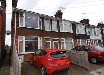 Thumbnail 3 bedroom end terrace house for sale in Cromer Road, Ipswich