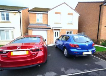 Thumbnail 4 bed detached house to rent in Ministry Close, Newcastle Upon Tyne