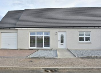 Thumbnail 2 bedroom semi-detached bungalow for sale in St Magnus Avenue, Sandhaven, Fraserburgh