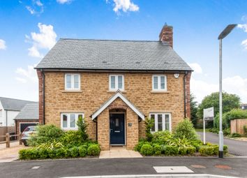 Thumbnail 3 bed detached house to rent in Granary Close, Chapel Field, South Perthton