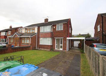 Thumbnail 3 bed semi-detached house to rent in Warrington Road, Penketh, Warrington