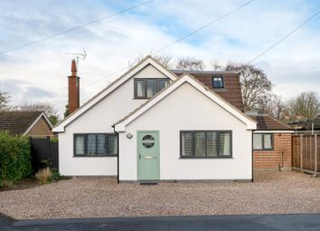 Thumbnail 4 bed detached house for sale in St. Catherines Avenue, Market Bosworth, Nuneaton