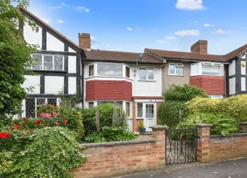 Thumbnail 3 bed terraced house for sale in Buckland Way, Worcester Park