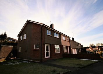 Thumbnail 3 bedroom semi-detached house to rent in Meadowburn, Bishopbriggs, Glasgow