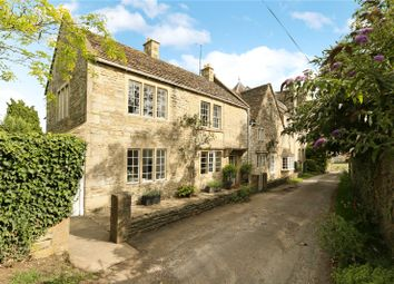 Thumbnail 4 bed semi-detached house for sale in The Green, Biddestone, Wiltshire