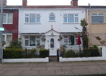 Thumbnail 4 bed terraced house for sale in Eleanor Street, Grimsby
