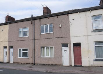 Thumbnail 3 bed terraced house for sale in Crossley Street, Wakefield
