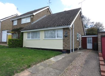 Thumbnail 2 bedroom semi-detached bungalow for sale in Lockington Crescent, Stowmarket