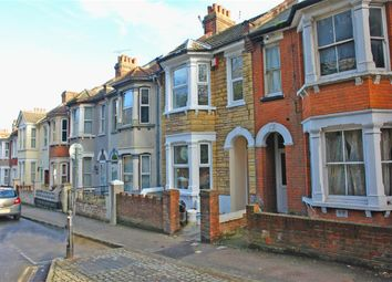 Thumbnail 3 bedroom terraced house to rent in Boundary Road, Chatham