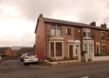 Thumbnail 4 bed end terrace house for sale in Livesey Branch Road, Feniscowles, Blackburn