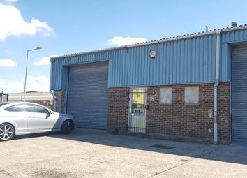 Thumbnail Industrial to let in Unit, 18A, The Vanguards, Shoeburyness