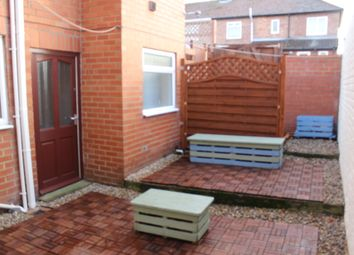 Thumbnail 2 bed flat to rent in Deanery Street, Bedlington