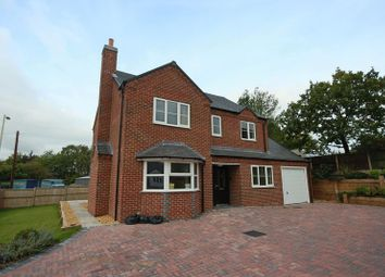 Thumbnail 4 bed detached house for sale in Four Bedroom Detached, Hillcrest, Newcastle Road, Market Drayton