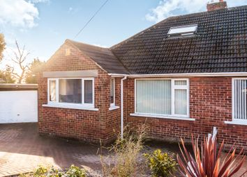 Thumbnail 3 bed semi-detached bungalow for sale in Lindale Mount, Wrenthorpe, Wakefield