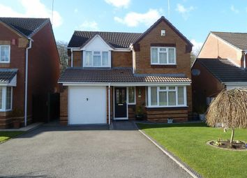 Thumbnail 4 bed detached house for sale in Ribbonbrook, Attleborough, Nuneaton
