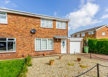 Thumbnail 3 bed semi-detached house for sale in Claymore Close, Cleethorpes, Lincolnshire