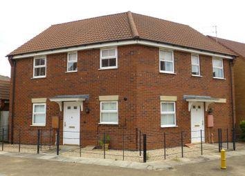 Thumbnail 2 bed property for sale in Siskin Road, Uppingham, Oakham