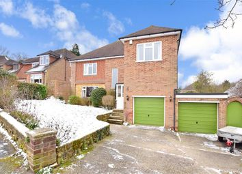 Thumbnail 4 bed detached house for sale in Warren View, Shorne, Gravesend, Kent