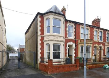 Thumbnail 3 bedroom property for sale in Blaenclydach Street, Grangetown, Cardiff