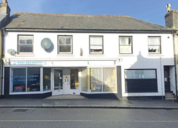 Thumbnail Commercial property for sale in 54, 54A & 54B West End, Redruth, Cornwall