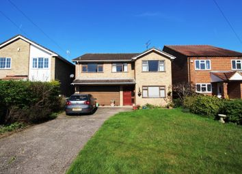 Thumbnail 3 bed detached house for sale in Colyton Way, Purley On Thames, Reading
