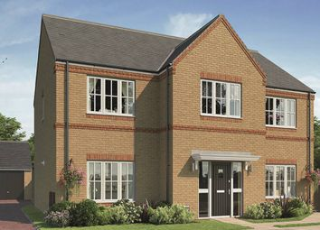 """Thumbnail 5 bedroom property for sale in """"The Samville - Brick"""" at Holwell Road, Pirton, Hitchin"""
