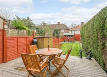 Thumbnail 2 bed terraced house for sale in Chester Gardens, Morden, Surrey